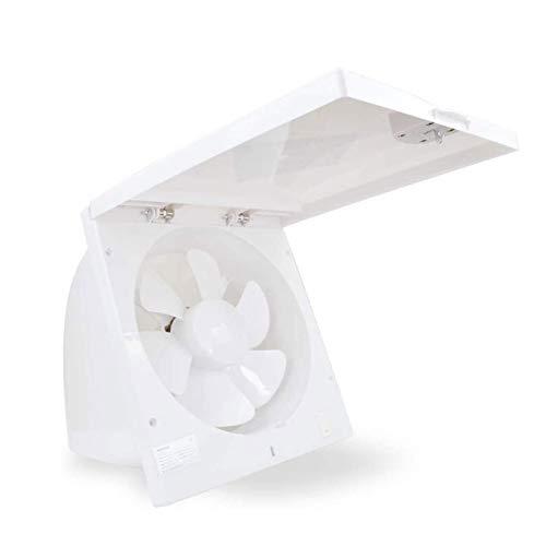 STRAW Potente Extractor de baño Extractor de ventilación Ventilador Fuerte for Cocina Inodoro Ventiladores de ventilación Ventiladores de Pared de conductos