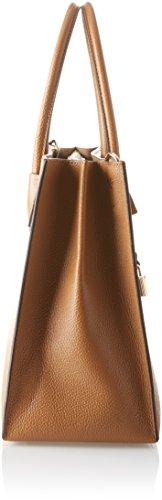 Michael Kors Damen Mercer Tote, Braun (Acorn), 12.7x21.6x23.2 centimeters