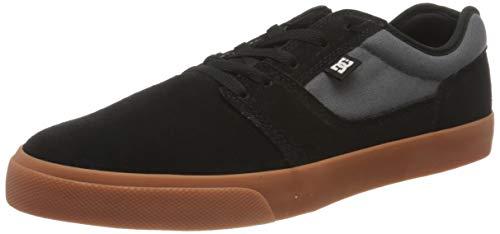 DC Shoes Tonik, Scarpe da Ginnastica Uomo, Black/Grey/White, 46 EU