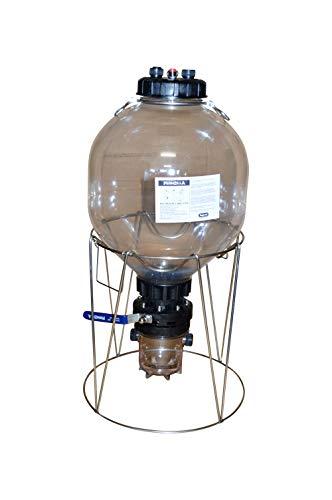 FermZilla Conical Fermenter - 7.1 gal. / 27 L - for Homebrewing KL06835