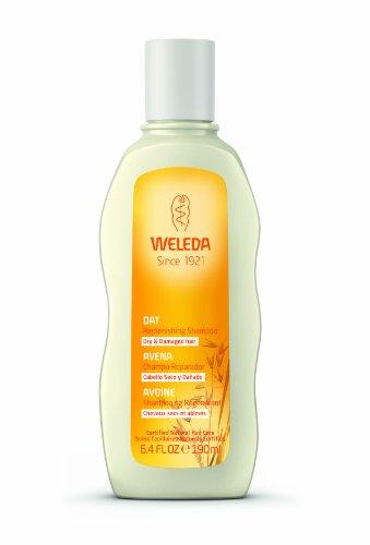 Weleda Haar Hafer Aufbau-Shampoo, 190 ml