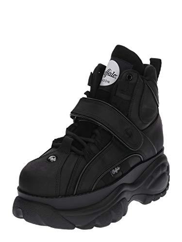 Buffalo London Unisex, Damen Sneaker high schwarz43