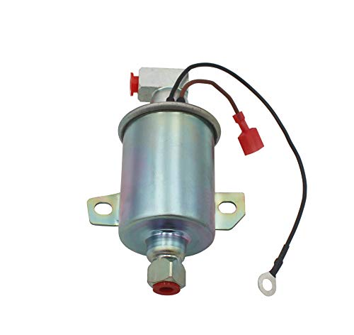 Electric Fuel Pump E11010 for Onan 5500 RV Generator Set replaces for Onan 149-2331-03, for Cummins # A029G426 & A047Z224.