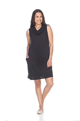 Neon Buddha Women's Merengue Dress, Black, Small