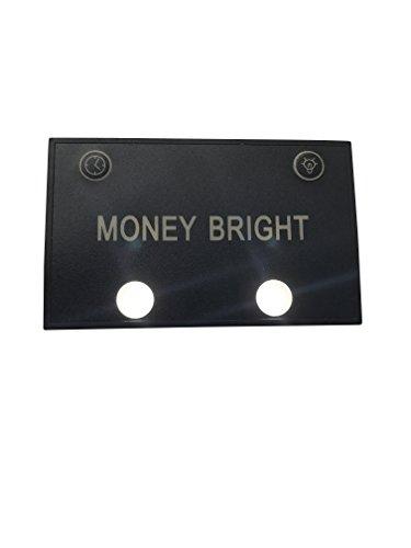 Novaplus Beleuchtung für Geldbörsen Licht für Geldbeutel MONEY BRIGHT