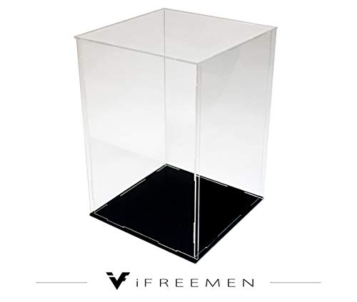 iFREEMEN Acrylic Figure Display Case, For Collections