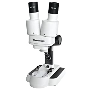 Bresser Microscope Biolux ICD 20x Stereo