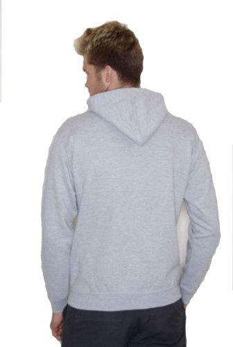 All we do is hoodie, hooded sweatshirt, sweatshirt. - White - L