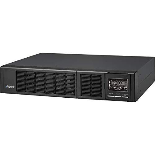 Lapara Sai UPS Rack 10000 Va 10kva, tecnología Online, Onda sinusoidal Pura, Pantalla LCD, Capacidad 10000VA /10000W