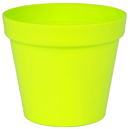 Bac/pot à fleurs format XXL 45cm vert clair