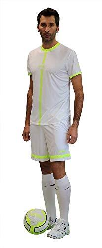 Softee Sports, T-Shirt Ragazzo, Nero/Giallo, 14 Anni
