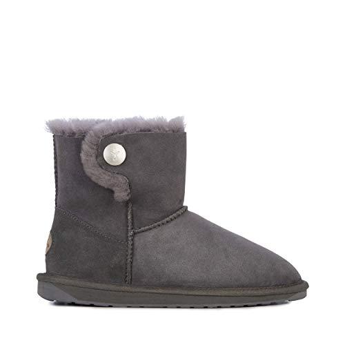 EMU Australia Womens Ore Winter Real Sheepskin Boots Size 41 EMU Boots
