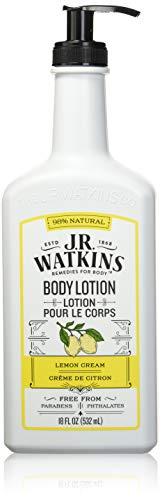 J.R. WATKINS - HND,BDY LTN,LEMON CREAM - 18 fl. oz. (532 ml)