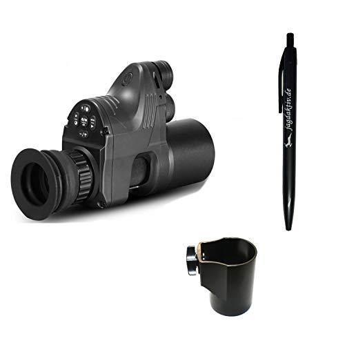 Nachtsichtgerät PARD NV007 BRD Edition 2020 mit Montageadapter mit Schnellverschluß Adapter für Zeiss Conquest