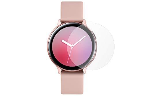 Samsung - Reloj Samsung Galaxy Watch Active 2 4G, Acero 40 mm,...