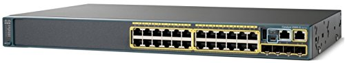 Cisco WS-C2960S-24TS-L CATALYST 2960S STACK 24GIGE - 4x SFP LAN BASE IN