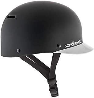 SANDBOX Classic 2.0 Low Rider Helmet, Black Team/Matte/Gloss, Small