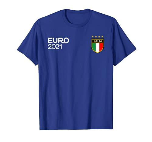 Italia Europei 2021 Nazionale Calcio Italiana Maglia calcio Maglietta