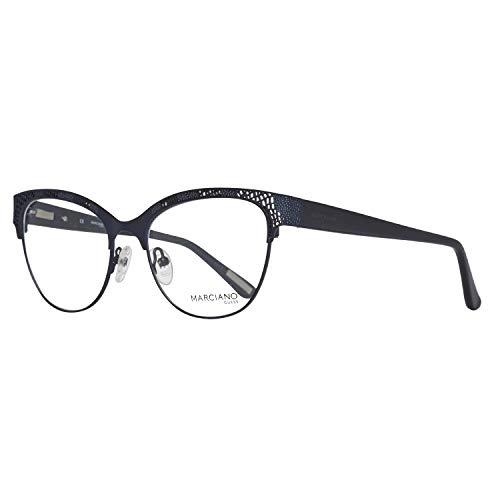 GUEX5 GM0273 53091 Brille GM0273 53091 Cateye Brillengestelle 53, Blau