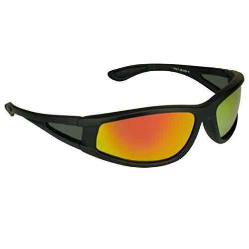 Floating Polarized Mirrored Sunglasses