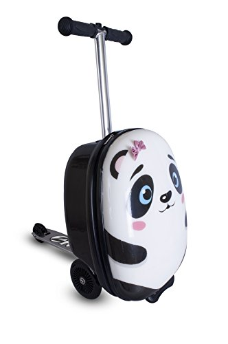 Zinc Flyte Midi Scooter, kinderbagage zwart zwart zwart Carry on