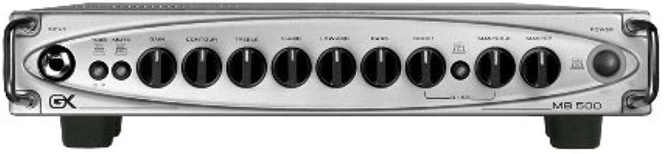 Gallien-Krueger MB 500 500 Watt Bass Amplifier Head