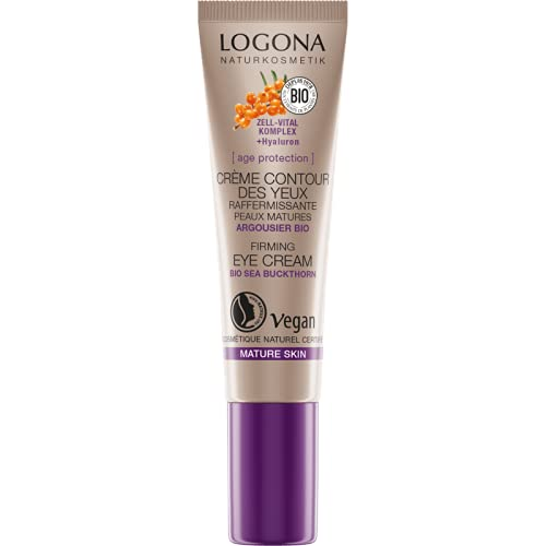 Logona Contorno ojos age protection-crema 15 ml logona 1 Unidad 500 g