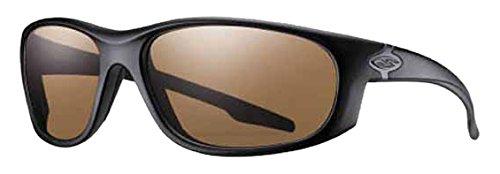 Smith Optics Elite Camera – anteojos de Sol tácticas con Lente polarizada, Color café