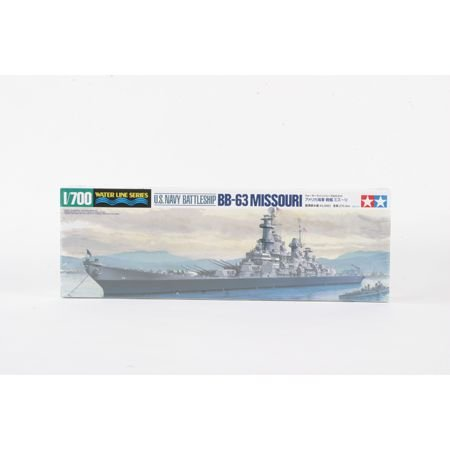 Tamiya – 31613 – Model Boat Battleship USS Missouri