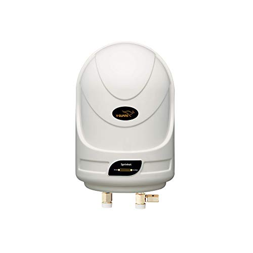 V Guard Water Heater Sprinhot 3 Litre for Bathroom and Kitchen