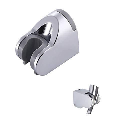 ZYZ douchekop beugel op muur chroom verstelbare hoogte houder grote hoek aan elke ruimte badkamer chroom douche accessoires