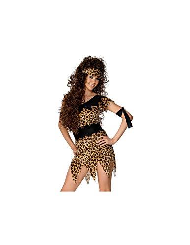 DISBACANAL Disfraz Mujer de Las cavernas Sexy - -, M