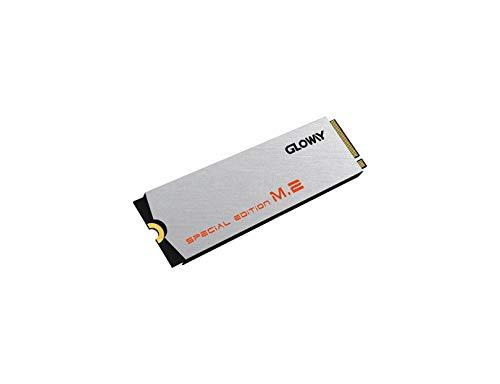 HELLOLAND Gloway STK 240GB SSD 3D NAND M.2 2280 240GB PCIe Gen3.0 X4, NVMe 1.3 SATA III Internal Solid State Drive(240GB)
