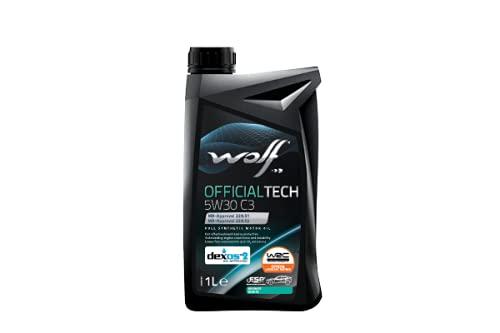Wolf - Bidon 1 Litre d'huile Moteur 5W30 C3-10 SYNFLOWGSB5W301-8308017