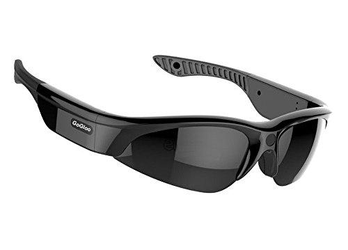 Gogloo 1080P HD Sport Polarized Sunglasses with Video Camera