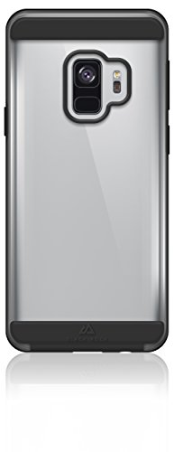 Black Rock - Air Protect Hülle Hülle kompatibel mit Samsung Galaxy S9 | (Schwarz)