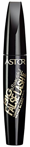 Astor Big & Beautiful False Lash Mascara, Farbe 920, ultrablack (schwarz), Volumen, 1er Pack (1 x 9...