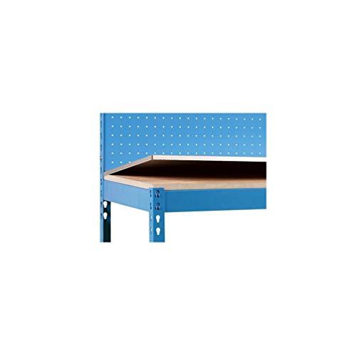 Simonrack 70440156008 Chapa cubre madera del banco de trabajo (1500 x 600 mm) color galvanizado
