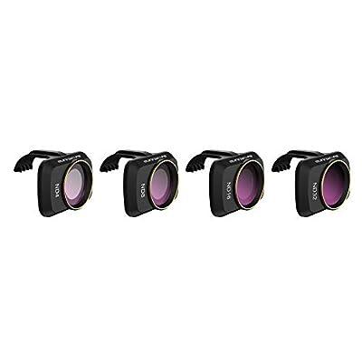 Hensych Camera Lens Filter for Mavic Mini/Mavic Mini 2 Drone,MCUV CPL ND NDPL Filter High Transmittance Integrated Modeling Frame(ND4+ND8+ND16+ND32)