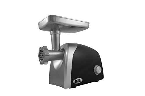 LEM Products 1182 Electric Countertop Meat Grinder (#8)
