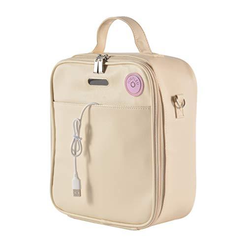 NIVC Trousse de maquillage enroulable trousse de Toilette organisateur de Voyage pour Femmes 4 sacs de Rangement amovibles Organiser maquillage cosmétiques Personnel