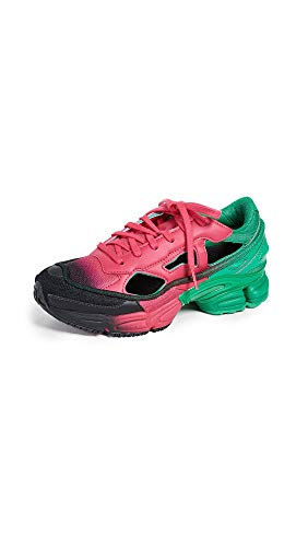 adidas by RAF Simons RAF Simons Replicant Ozweego Pink/Adidas Green/Core Black UK 10.5 (US Men's 11, US Women's 12)