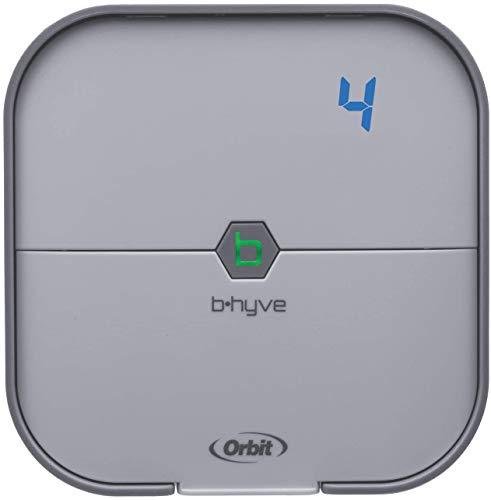 Orbit Europe 94915 B-Hyve - Timer per Interni Smart Wi-Fi a 4 Zone
