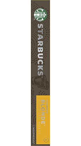Starbucks Blonde Espresso, 10 stück, 53 g