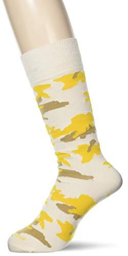 BOSS RS Camo CC Calcetines, Color blanco abierto, 43-46 para Hombre