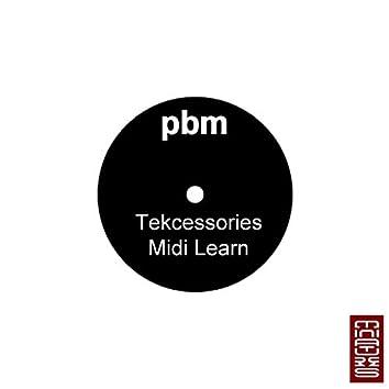 Tekcessories / Midi Learn