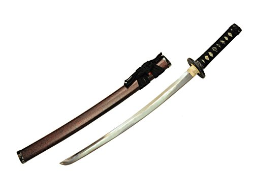 模造刀(美術刀) 赤石目(あかいしめ)小刀