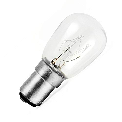 Edison Lichtsnoer, kaarslicht, decoratieve gloeilampen, 5 stuks, 15 watt, B15 220 V, naaimachine-lamp, huishoudnaaimachine, delen, bloemen naaimachine, gloeilamp