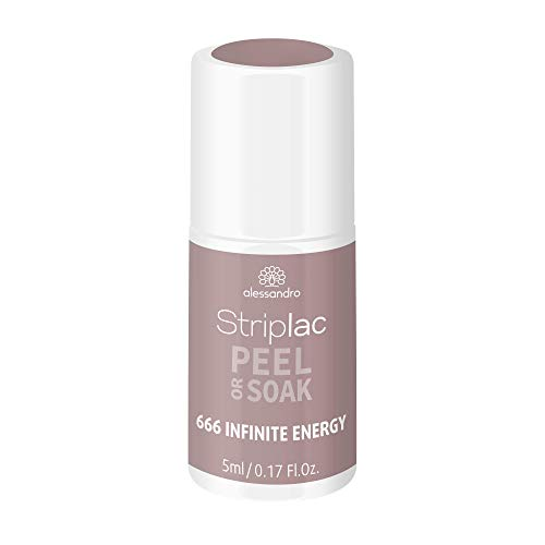 alessandro Striplac Peel or Soak - LED-Nagellack LIFE COLOURS Kollektion / INFINITE ENERGY, 5 ml