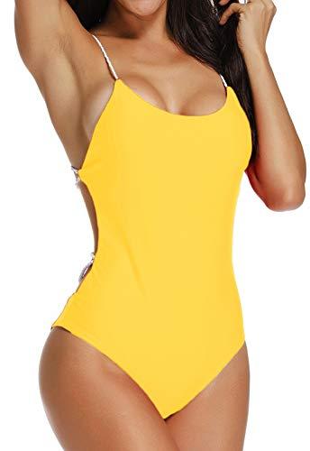 INSTINNCT Bikini Monokini Mujer Push-up Acolchado Bra Trajes